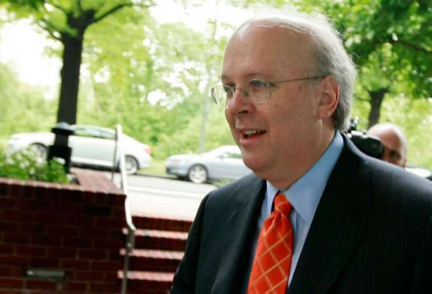 Karl Rove, above, called out a fellow Texas Republican, U.S. Sen. Ted Cruz, for claiming that a Wall Street Journal poll shows the GOP has a political advantage over Democrats on healthcare.