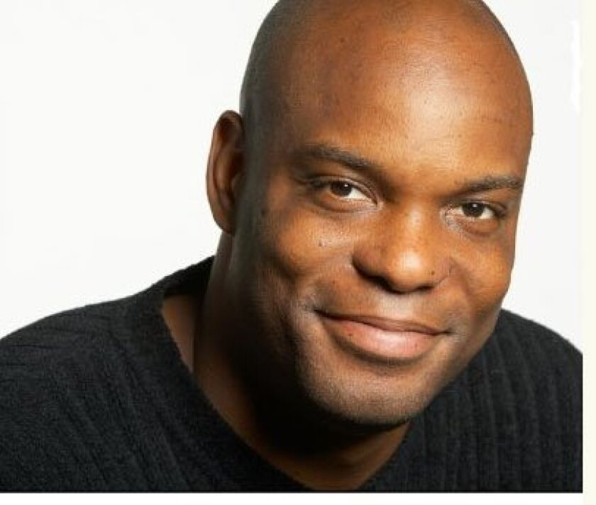 San Diego native Laurance Brown stars as Citizen Barlow.