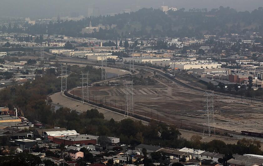Los Angeles River restoration