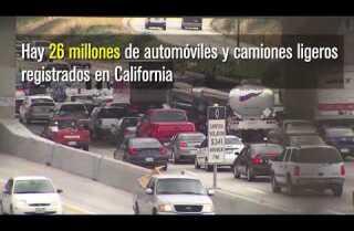 Vehículos eléctricos de California en números