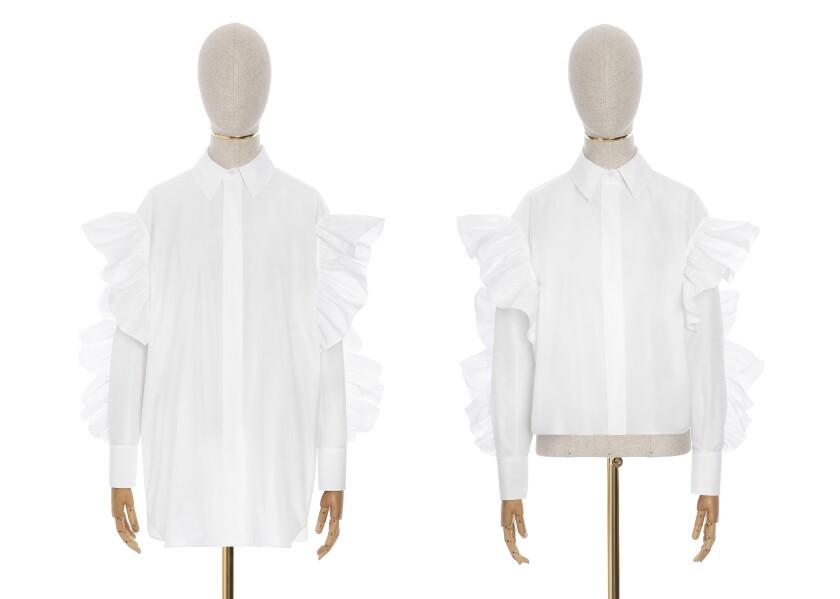 Valentino's Le Blanc program
