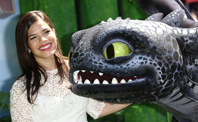 'How To Train Your Dragon 2' Screening