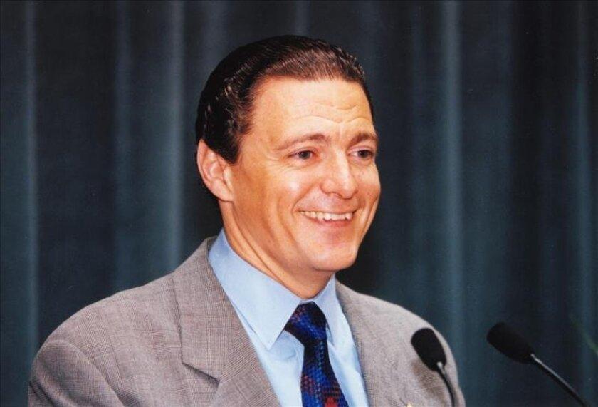 El banquero puertorriqueño Richard Carrión. EFE/Archivo