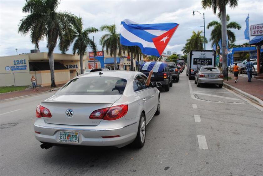 La Fundación Knight concedió una subvención de dos millones de dólares para apoyar la construcción en Miami de CasaCuba, un centro de estudios cubano de la Universidad Internacional de Florida (FIU), informó hoy esa institución. EFE/Archivo