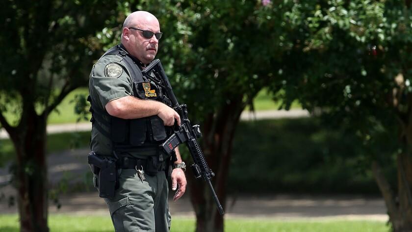 Marine Corps veteran identified as gunman in fatal shooting of three