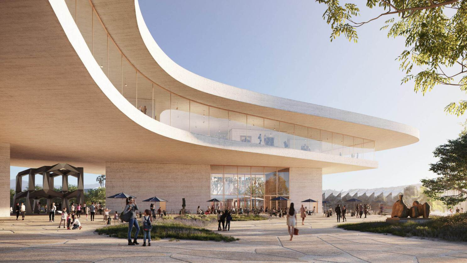 Reader feedback: Is the LACMA redesign a 'calamity' in the making?