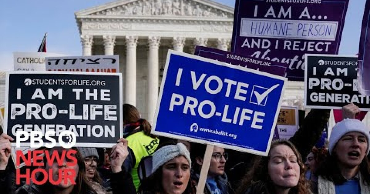 Trump, a late convert to cause, to join March for Life antiabortion rally on the Mall