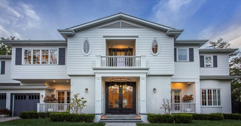 Kym Gold's Encino estate   Hot Property