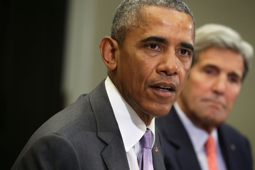 President Obama has directed his administration to take in at least 10,000 refugees from Syria over the next year, White House officials said Thursday.