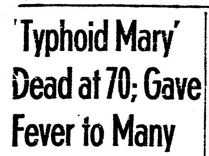 Image result for IMAGES OF MARY MALONE 1900S TYPHOID MARY