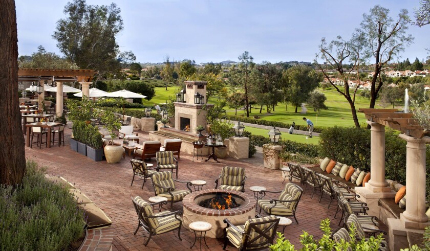 Rancho Bernardo Inn in San Diego