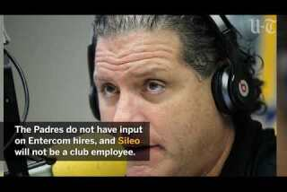 Controversial radio host Dan Sileo will not be involved with Padres