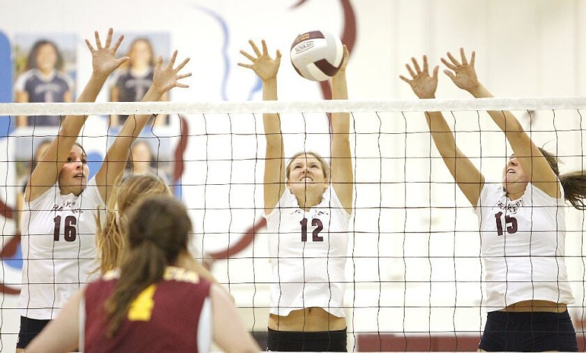 High School Roundup: Sweeps galore in league for Laguna