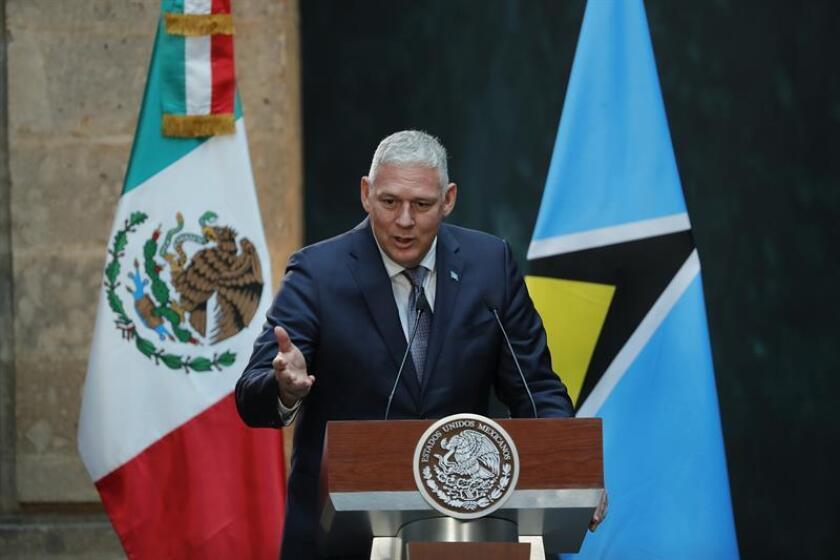 Santa Lucía y México el impulsarán intercambio agrícola, turístico y la seguridad