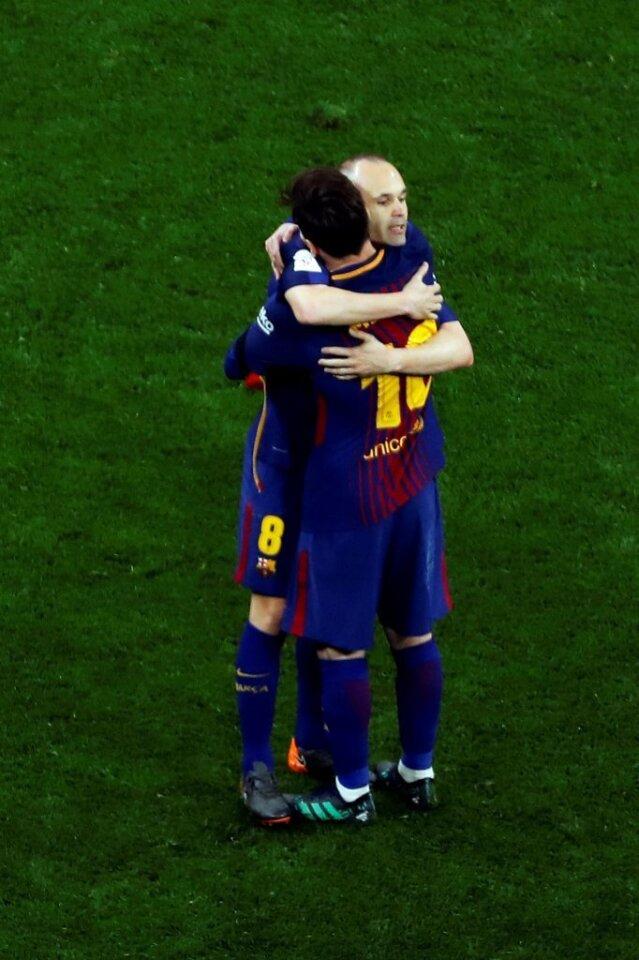 FOTOS: Barcelona recupera la excelencia y revalida la corona en la final de la Copa del Rey