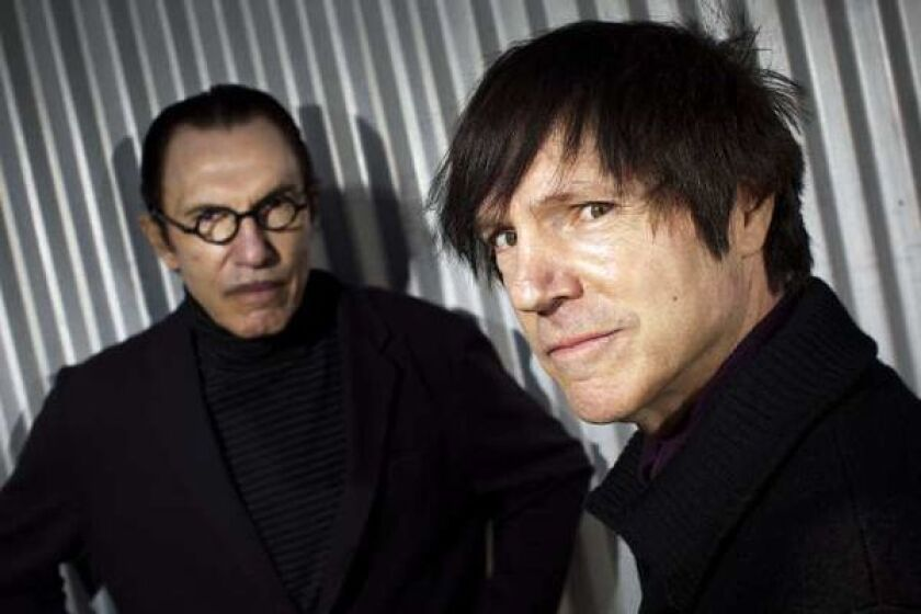 L.A. art-rock duo Sparks teases 2017 album and tour with film ...