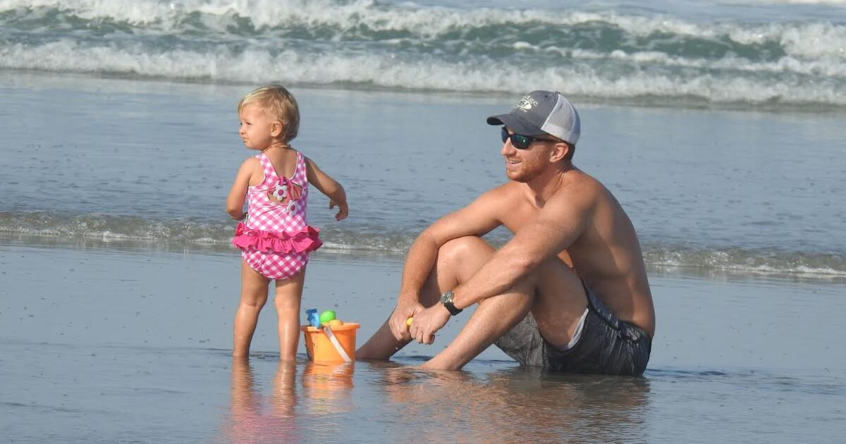 Moisture from tropical storms make San Diego beaches steamy