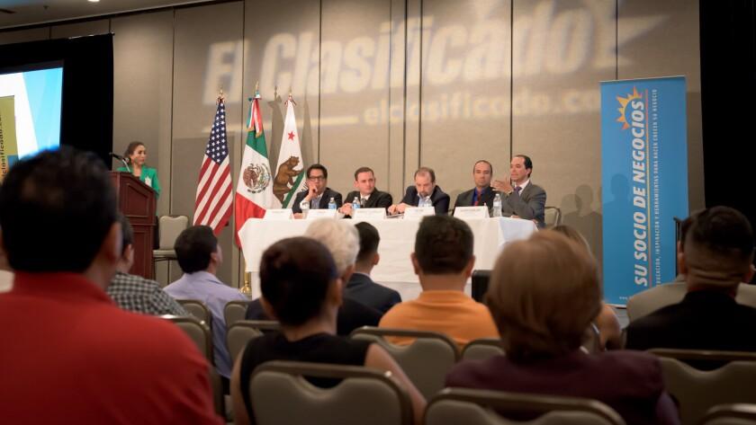 En la actualidad las empresas estadounidenses exportan anualmente alrededor de 180 mil millones de dólares hacia el territorio mexicano.