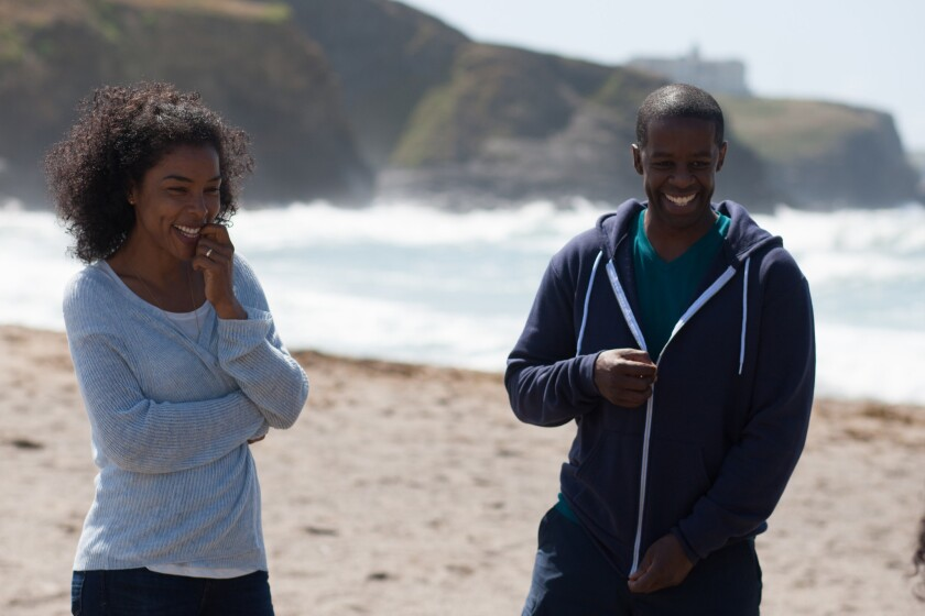 "Sophie Okonedo and Adrian Lester star in ""Undercover"" on BBC America."