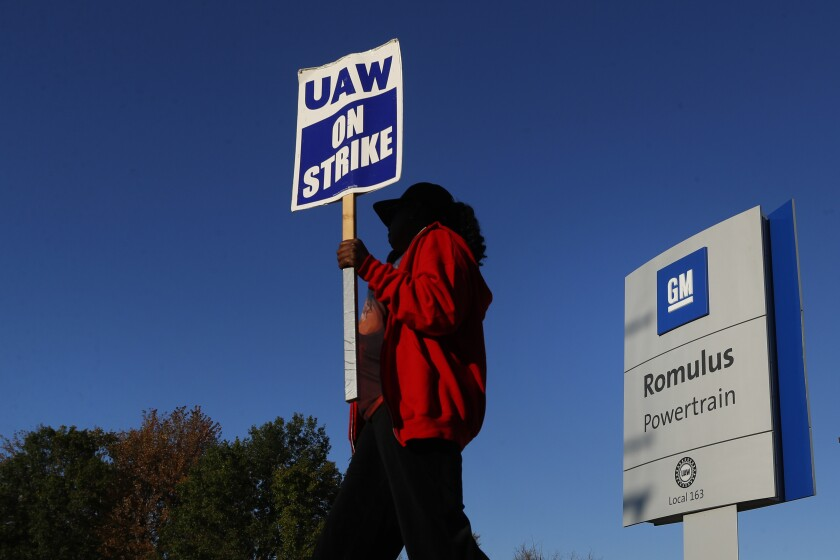 GM Strike Where it Stands