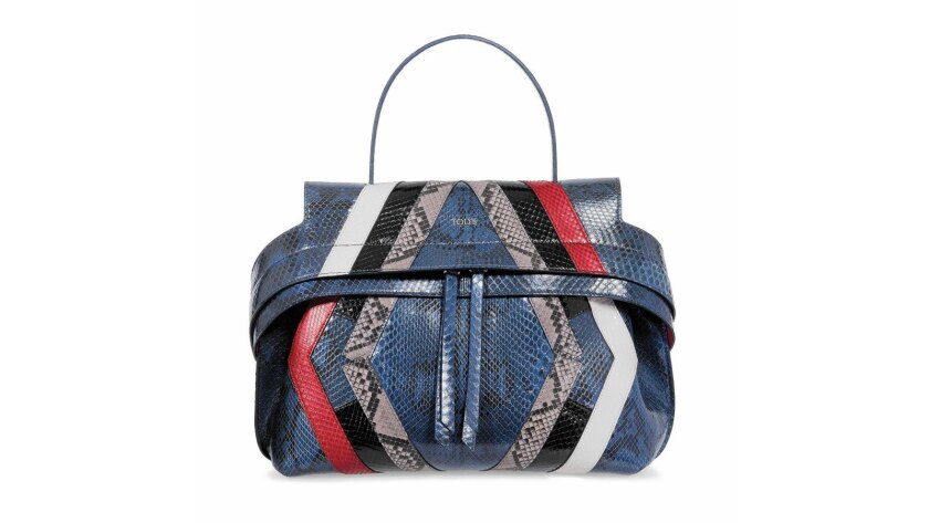 The Wave bag by Tod's