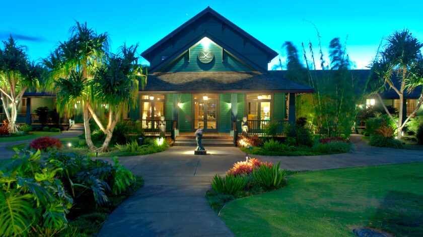 Lumeria Maui, a small wellness retreat in Makawao, began more than 100 years ago as a home to aging workers from the area's sugar cane fields.