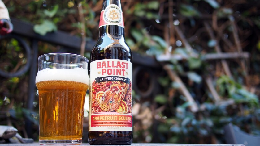 Constellation Brands gas acquired Ballast Point Brewing Co. for $1 billion.