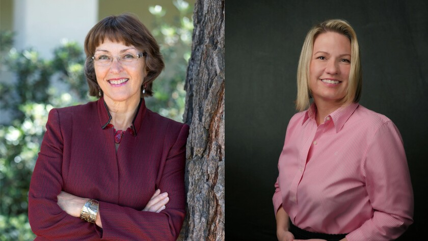 New Cal State presidents
