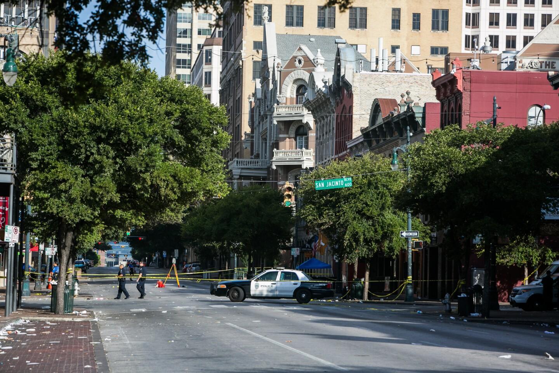Shooting in Austin, Texas