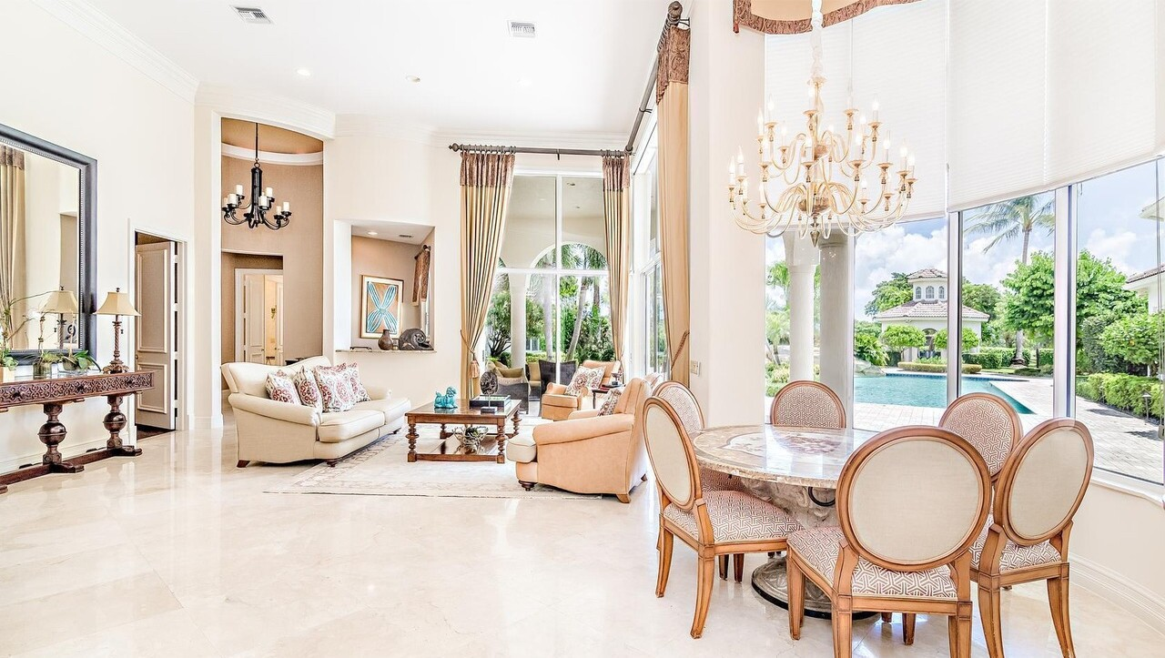 Venus and Serena Williams' Palm Beach Gardens estate | Hot Property