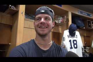 """Wil Myers on playing third base: """"I'm excited for the challenge"""""""