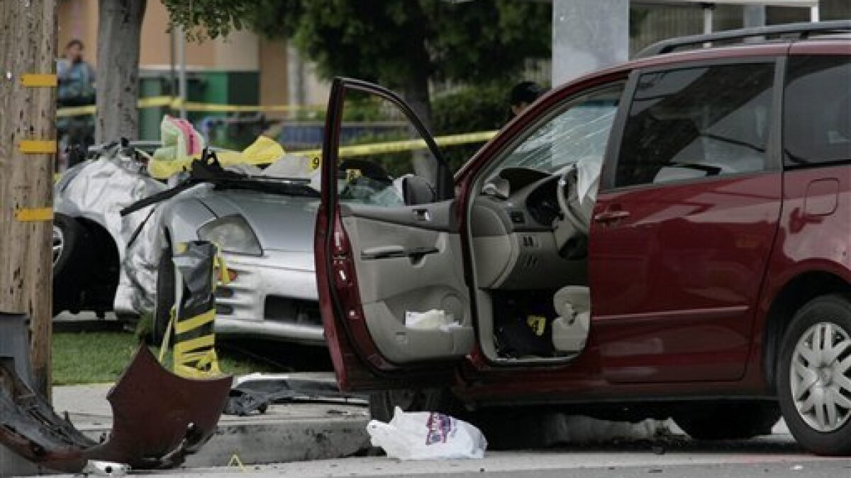 Angels rookie pitcher Adenhart dies in car crash - The San Diego