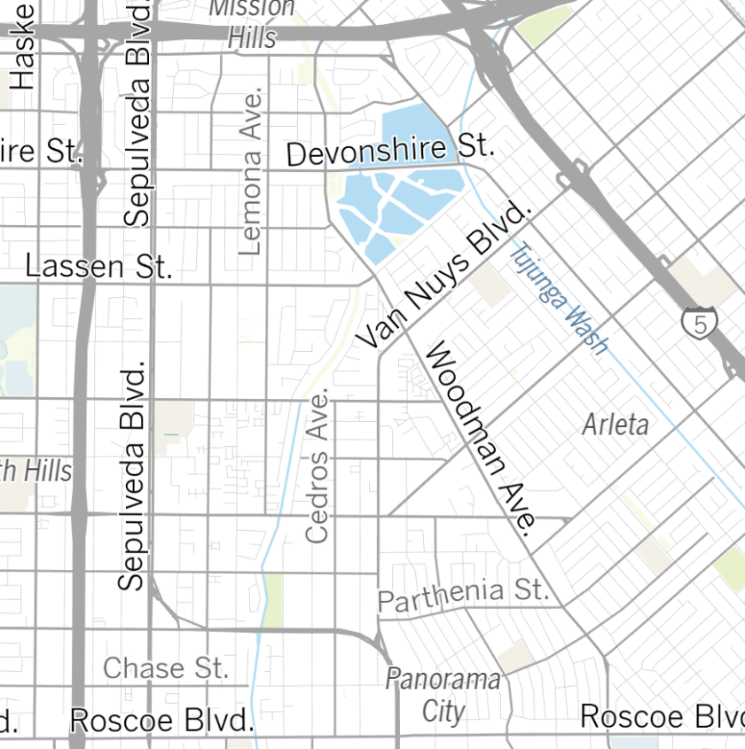 A street race in Mission Hills left one person dead Tuesday.