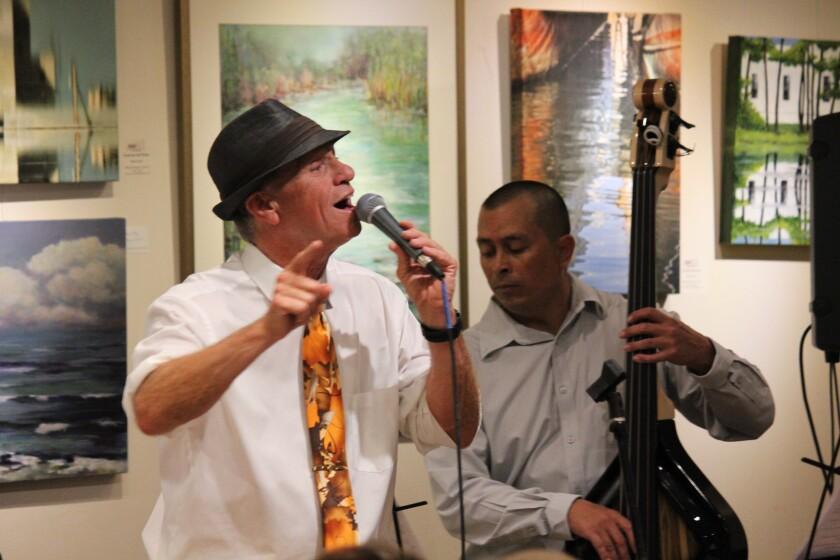 "The La Jolla Community Center presents ""David Roberts & the Sounds of Sinatra"" at 4 p.m. Sunday, Aug. 22."