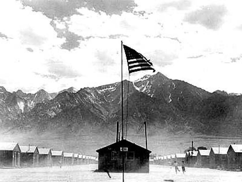 The Manzanar War Relocation Center officially closed Nov. 21, 1945.