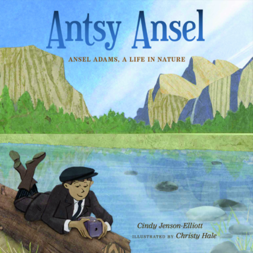 'Antsy Ansel' will be signed 7 p.m. Sept. 30 at Warwick's