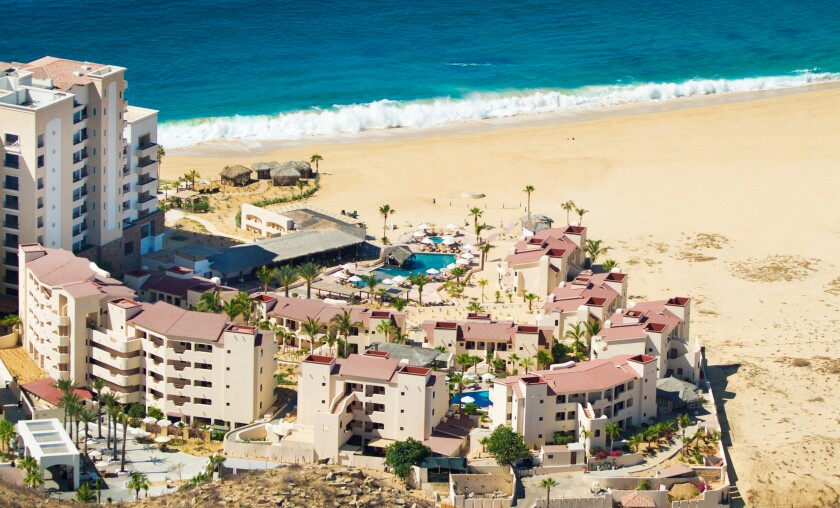 Solmar Hotels & Resorts is offering up to 62 percent off at Los Cabos hotels for travel through April.