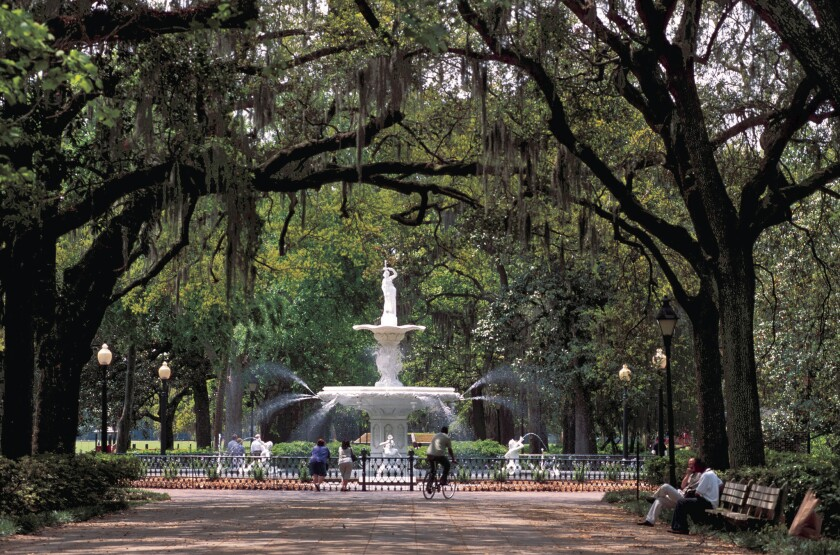 Fall Bike Tour From Charleston To Savannah Just Might Be Your Speed Los Angeles Times