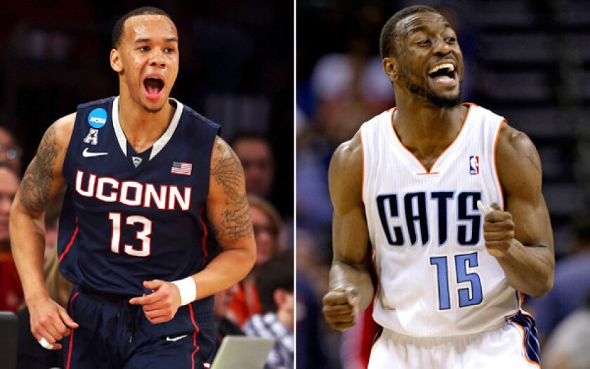 reputable site 96699 05366 Shabazz Napier follows Kemba Walker in Connecticut's great ...