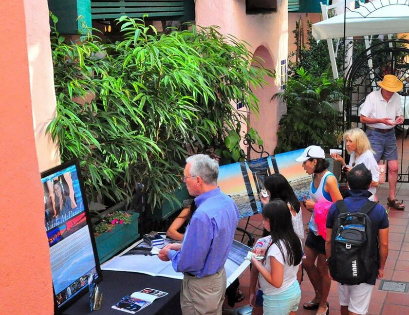Find music, food, art, shopping and fun along Prospect Street at the next La Jolla Nights event 6-8 p.m. Friday, Sept. 2, 2016.