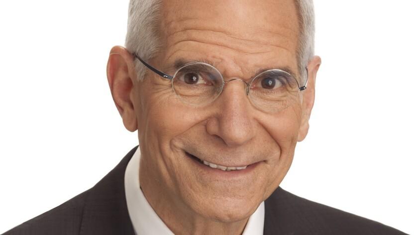 Arnold Kleiner, General Manager of KABC-TV Channel 7