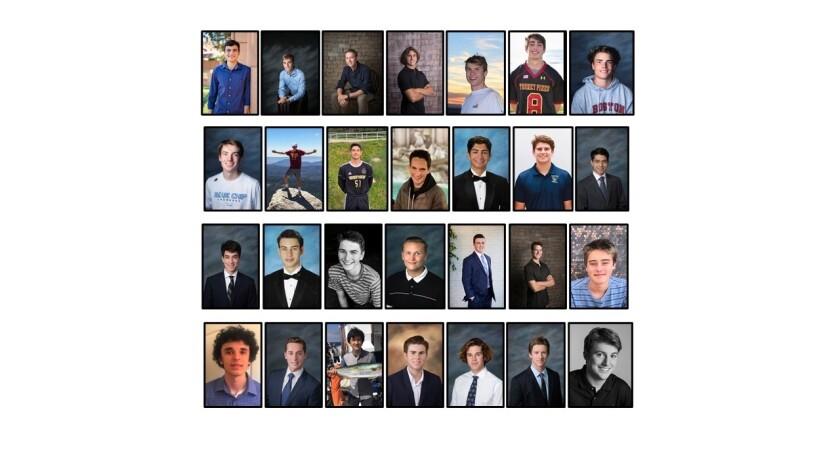 TVIA SD-1 Class of 2020 seniors