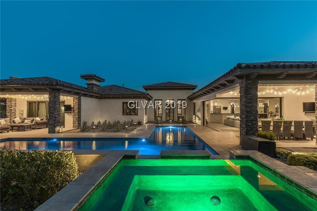 Marc-Andre Fleury's Las Vegas home | Hot Property
