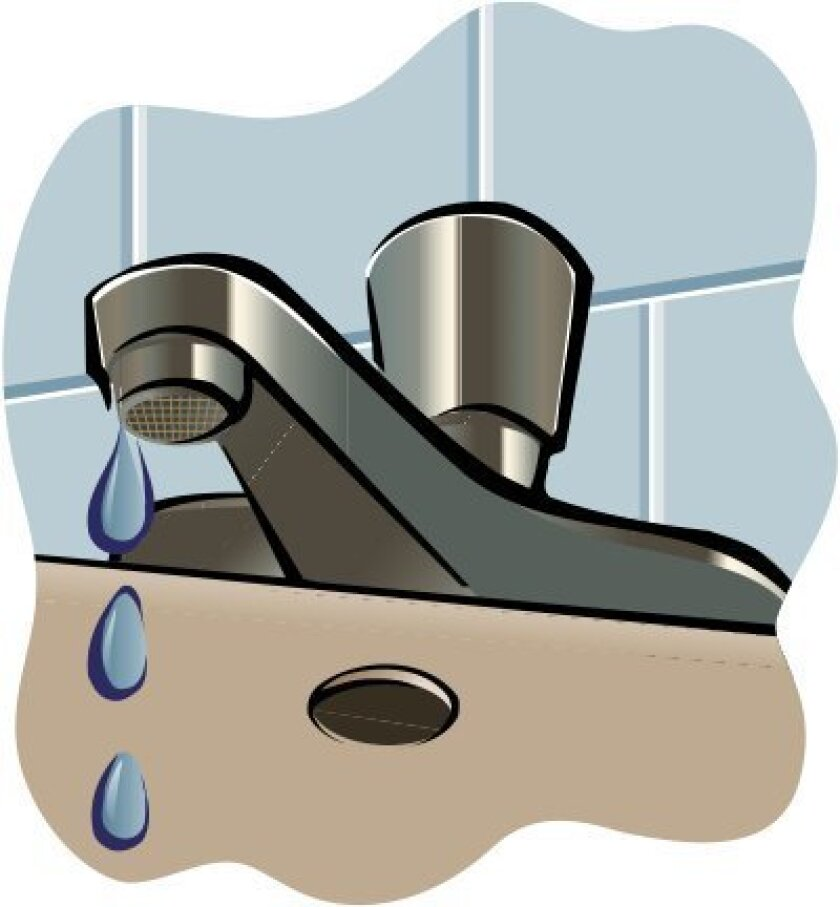 Does your faucet drip?  It could cost you!