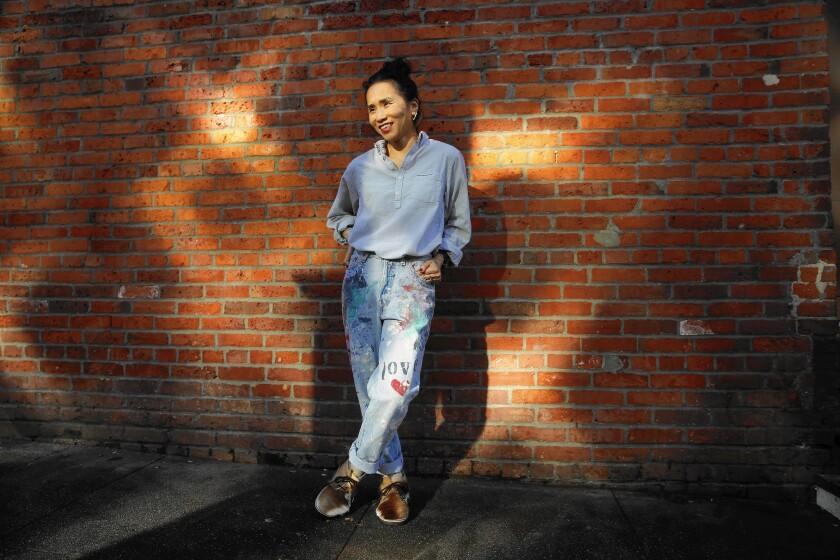 Olivia Kim of Nordstrom