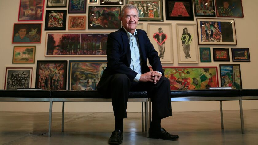 On Oct. 18, Hugh Davies stepped down as director and CEO of the Museum of Contemporary Art San Diego.