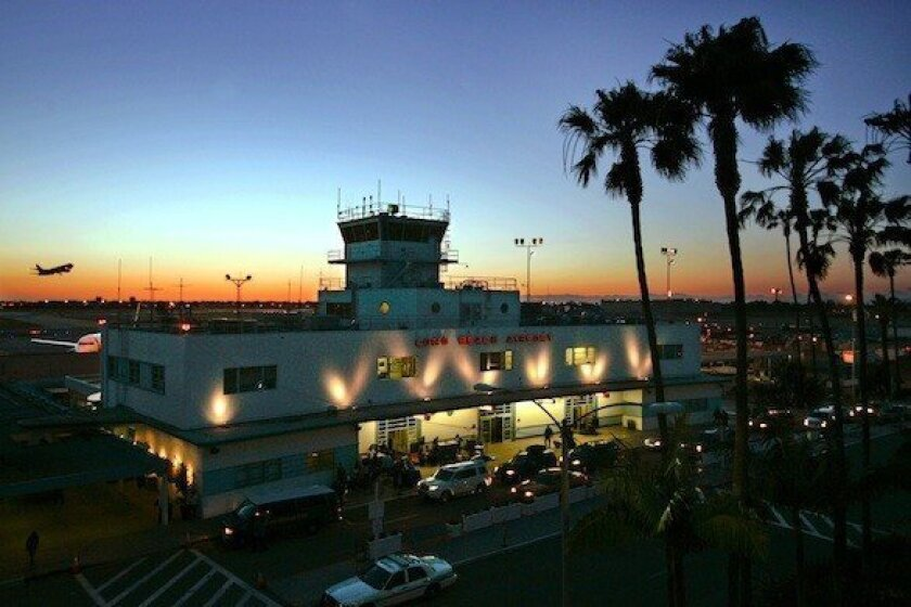 Long Beach: Airport's new passenger concourse to open next week