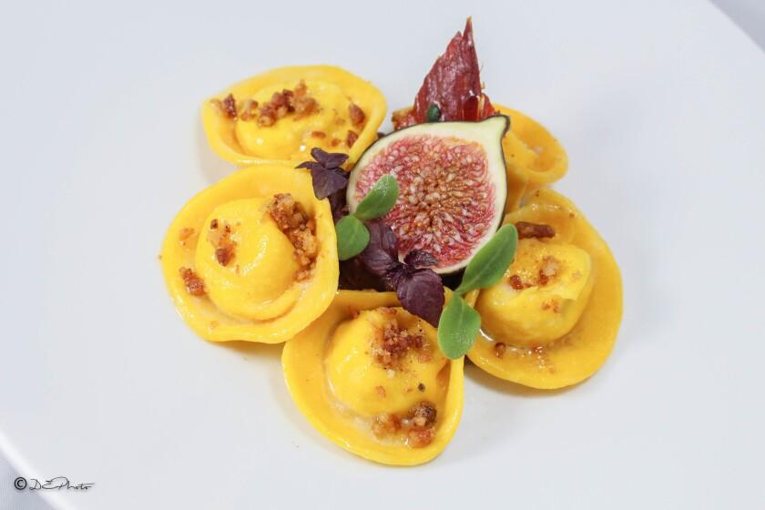 Despite their non-traditional take, Meastoso will still offer pasta.