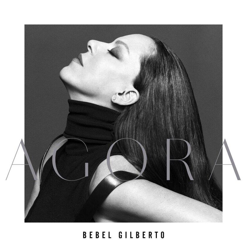 """En esta imagen difundida por PIAS Recordings, la portada del nuevo álbum de Bebel Gilberto, """"Agora""""."""