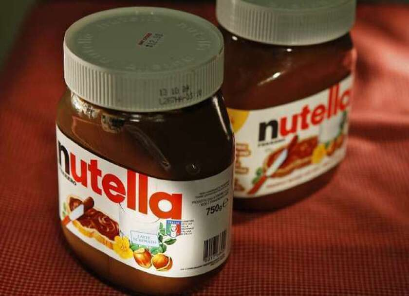 The French government approved a tax on ingredients containing palm oil, a key ingredient in Nutella.